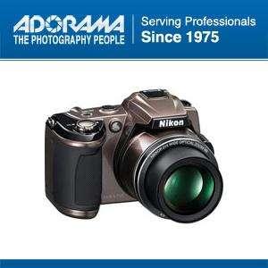Nikon Coolpix L120 Digital Camera, Bronze   Refurbished by Nikon U.S.A