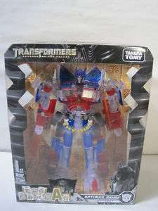 Transformers OPTIMUS PRIME LE CLEAR LUCKY DRAW Rare