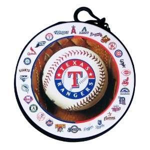 Texas Rangers Team Logo CD/DVD Case