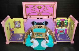 Polly Pocket 1999 Deluxe Dream Builders Mansion 100% COMPLETE