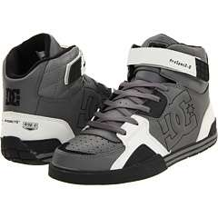 NEW DC PRO SPEC 2 MID SKATEBOARD RACING DRIVING SHOES BLACK/GREY