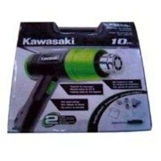 KAWASAKI 840015 BK 10PC HEAT GUN KIT
