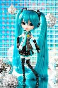 Jun Planning Groove Pullip Vocaloid Hatsune Miku P 034 12 Doll Figure