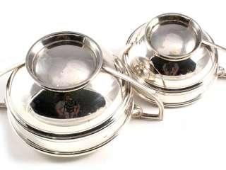 Art Nouveau Sterling Silver Tea Set 1912