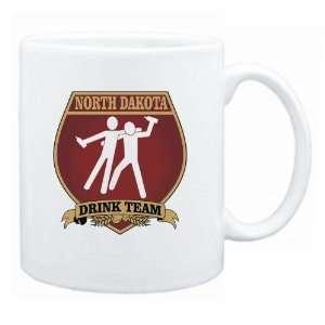 Dakota Drink Team Sign   Drunks Shield  Mug State
