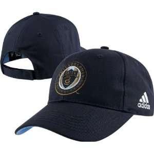 Philadelphia Union Youth adidas Team Logo Adjustable Hat