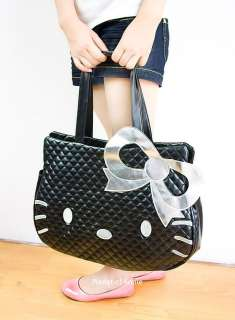 NameLovely Leather like Handbag Hello Kitty shoulder bag/tote bag001