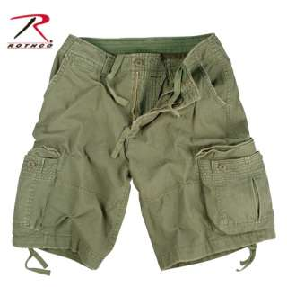 Army Military Vintage Infantry Utility Shorts New 613902254442