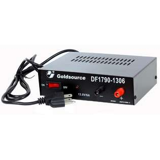 Goldsource® DF1790 1306 DC Regulated 13.8 Volt / 6 Amp Switching