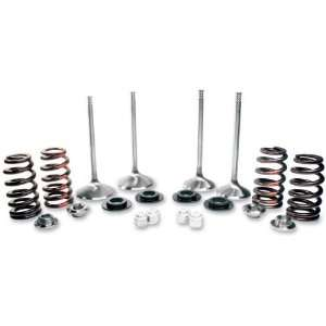 Manley Performance Valve Spring Kit with Steel Top Collars   .600in