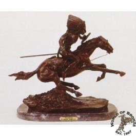 welcome to world of bronze established 1997 featured piece warrior