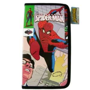 Marvel The Amazing Spider Man Comic Book Themed CD Case