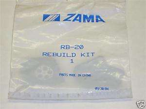 NEW Zama Carburetor Rebuild Kit OEM RB 47