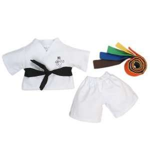 Build A Bear Workshop Karate Uniform Toys & Games