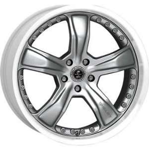 American Racing Shelby Shelby Razor 20x9 Gunmetal Wheel / Rim 5x115