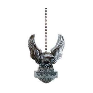 Harley Davidson Eagle Wings Pull Chain