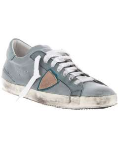 Philippe Model Vintage Effect Trainer   Paleari   farfetch