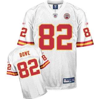 Dwayne Bowe White Jersey   Bowe Chiefs White Replica Reebok Jersey