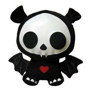 Skelanimals Diego The Bat Plush Toys & Games