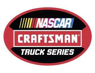 Nascar Craftsman Truck Series 8 Vinyl Decal / Sticker