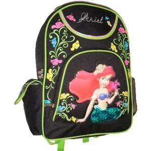 Disney Little Mermaid Ariel Large Backpack Toys & Games