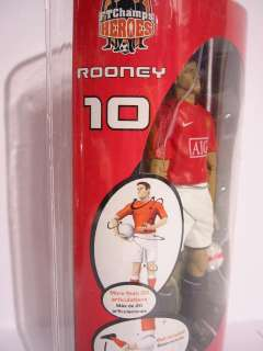 WAYNE ROONEY,Manchester United,17 cm Figur,FT Heros