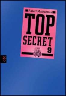 ROBERT MUCHAMORE Top Secret 9 Der Anschlag ****NEU**** 9783570304846