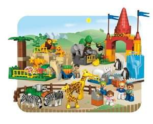 Lego Duplo Zoo Super Set 4960