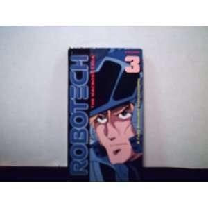 Robotech   Macross Saga 3   Episodes 13 18 [VHS] Jean
