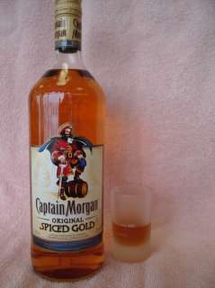 Captain Morgan Rum Spiced 35%vol. 1 Liter  13,99 €