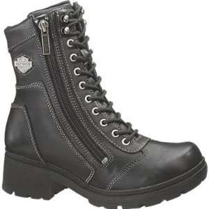 Harley Davidson Footwear D85262 Womens Tessa Boots