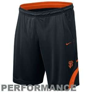 Nike San Francisco Giants Black Dri FIT Performance Training