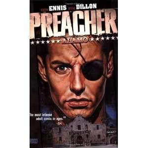 Preacher Vol. 9 Alamo [Paperback] Garth Ennis Books