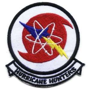 513 Hurricane Hunters 4.25 Patch Office Products