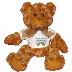 And On The 8th Day God Created LANDSCAPERS Plush Teddy