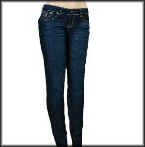 Free Culture Clothing Skinny Leg Jeans (Flap Pocket)