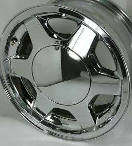 OEM Chrome GMC Sierra Wheels/Rims   5156 89038705