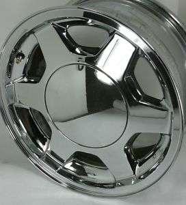 OEM Chrome GMC Sierra Wheels/Rims   5156 89038705