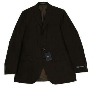 Ralph Lauren Polo Brown Wool Suit 42 Regular New $1695