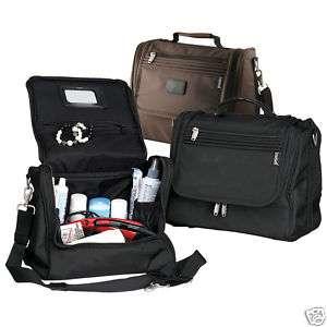 grooming cosmetics travel toiletry organizer bag tote