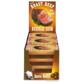 ROAST BEEF GUMBALL Beef Flavor Gum Gag Gift Party Favor
