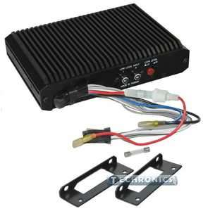 CHANNEL 270W MAX MOTORCYCLE/CAR EASY INSTALL MINI HI FI STEREO AUDIO