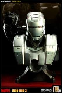 Iron Man 2 War Machine Life Size Bust *New*