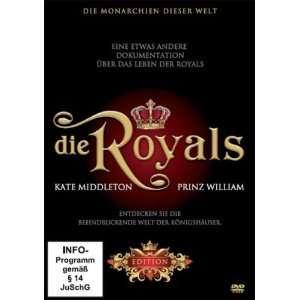 Die Royals   Monarchien dieser Welt  Kate Middleton, Prinz