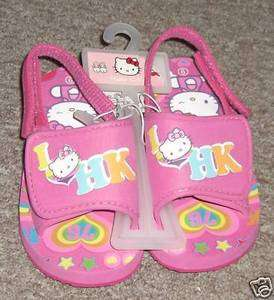 Hello Kitty Pool Beach pool Sandals Flip Flops PINK