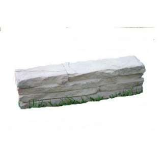 Simons Brick Natural Concrete Garden Edging EG 110