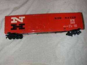 NH NEW HAVEN 35688 TYCO HO SCALE TRAIN CAR