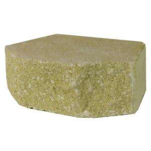 Oldcastle 12 in. x 8 in. Concrete Garden Wall Block 16200530 at The