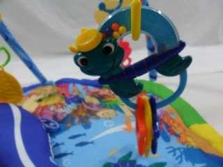 BABY EINSTEIN Baby Neptune Ocean Adventure activity play mat   Gym in