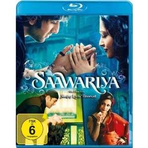 Saawariya [Blu ray]  Sonam Kapoor, Rani Mukerji, Salman